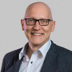 Jochen Strobel, Leiter Privat- und Gewerbekunden, energis GmbH