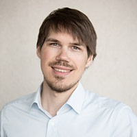Mikael Danell, Team Leader Design, NanoTemper Technologies GmbH