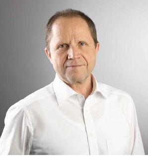 Hartmut Storz, Geschäftsführer RAMPF Production Systems
