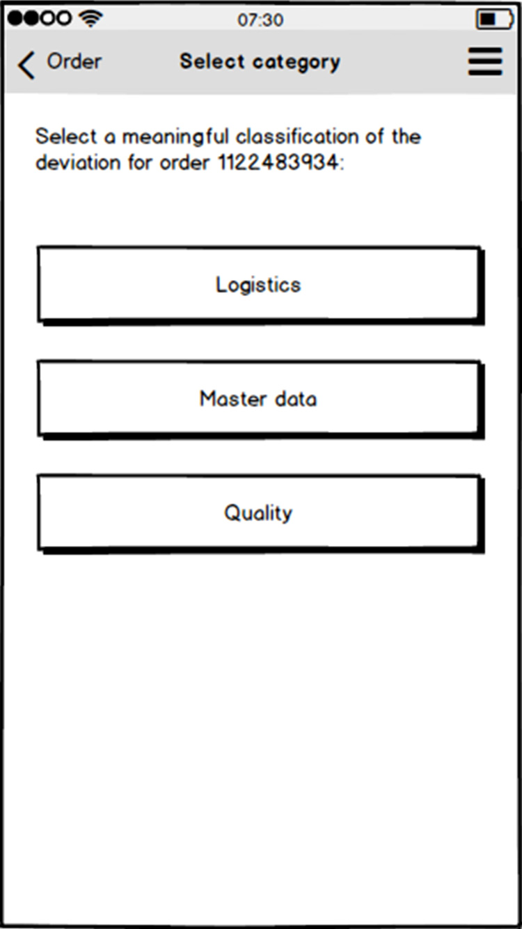 Bosch Rexroth Category Selection Wireframe
