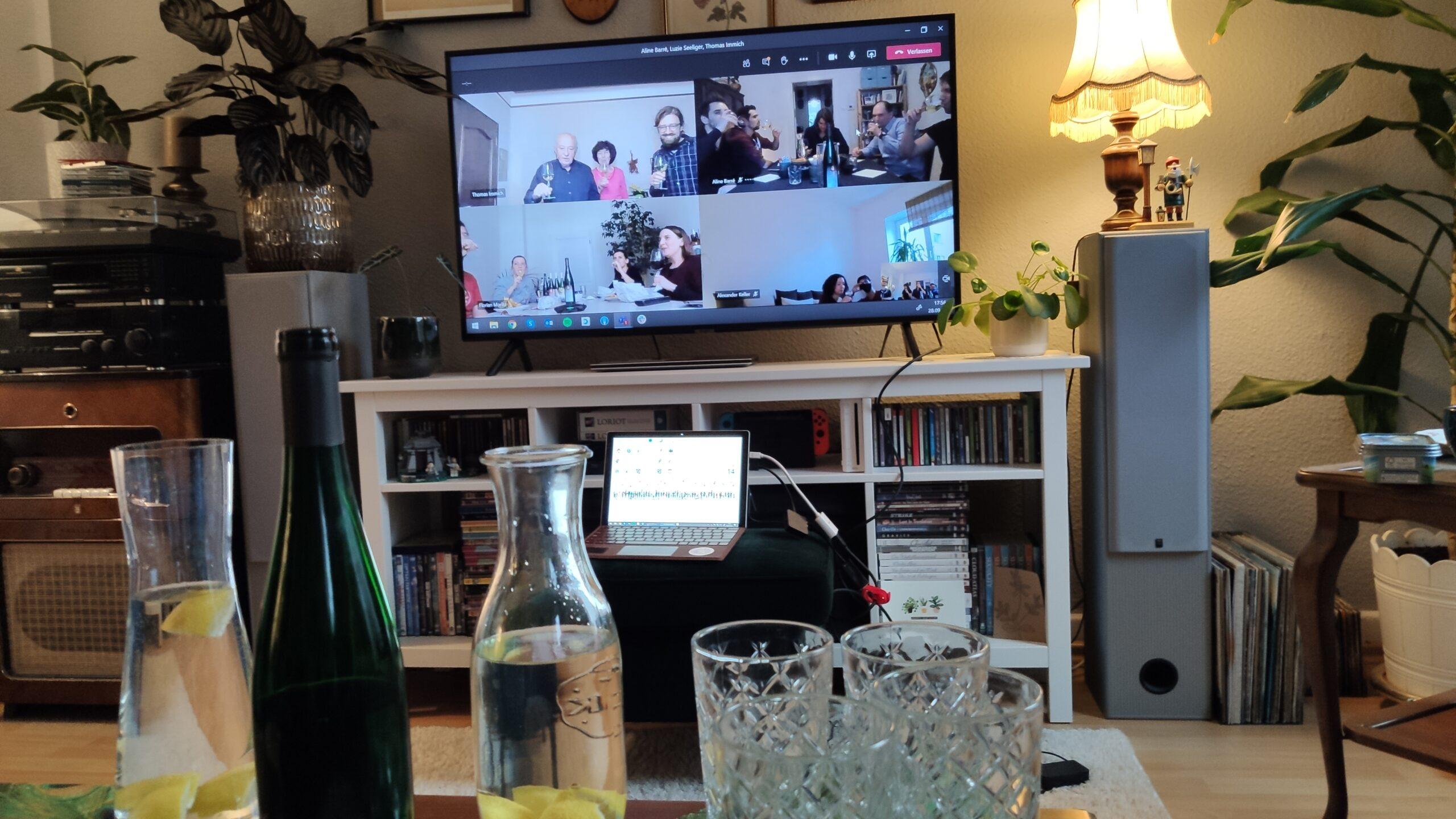 Centigrade Online Weinprobe