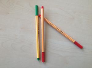 3 Stifte