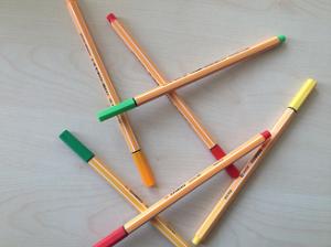 6 pens