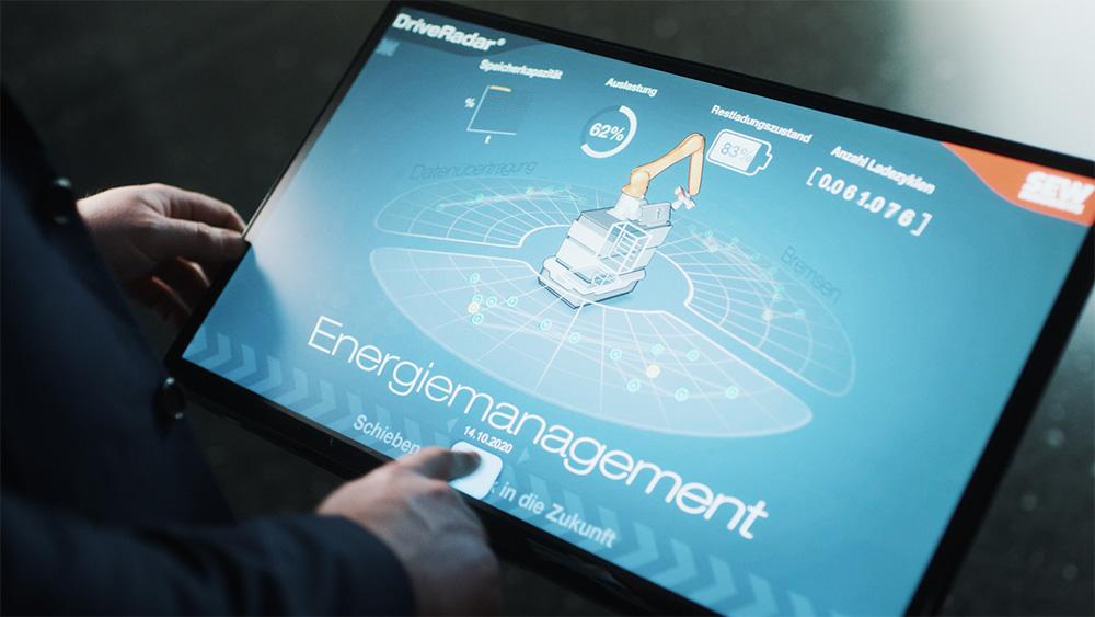 Energiemanagement UI