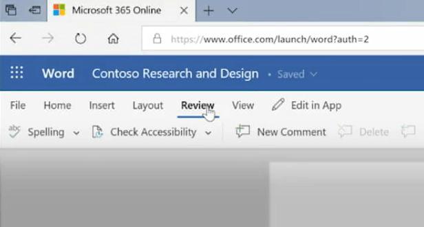 Microsoft Ribbon Fluent Design Metro
