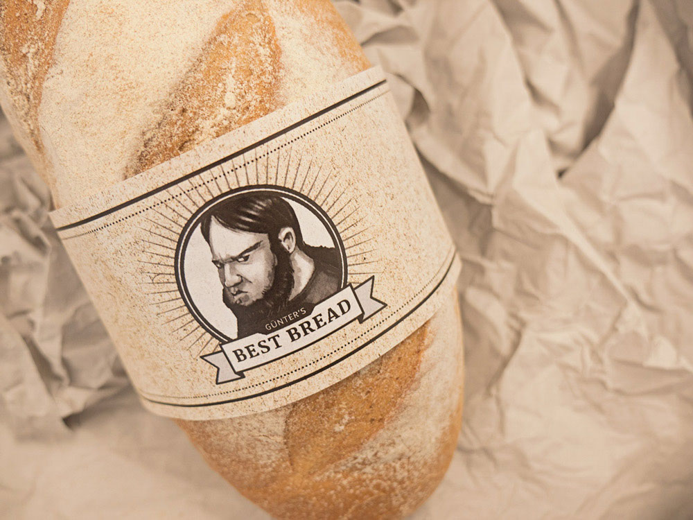 Guenter's Best Bread