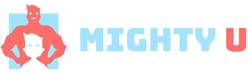 MightyU Logo Color mobile