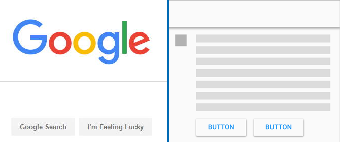 """""""Raised Button"""" Stil"""