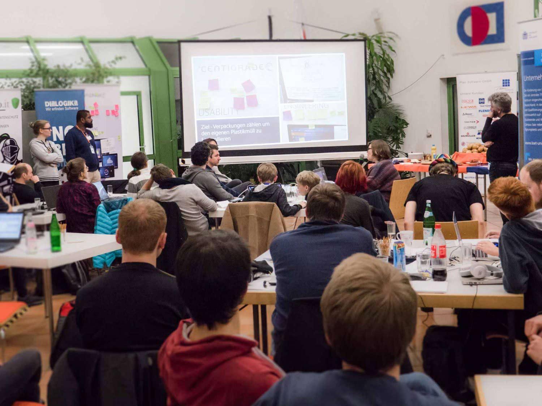 Saar Hackathon Projekttag