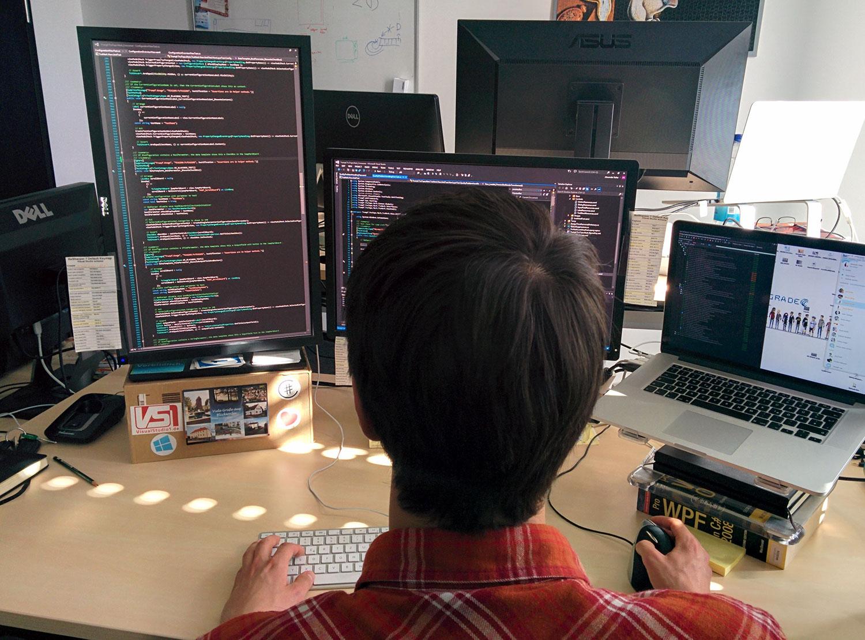 A typical desktop?