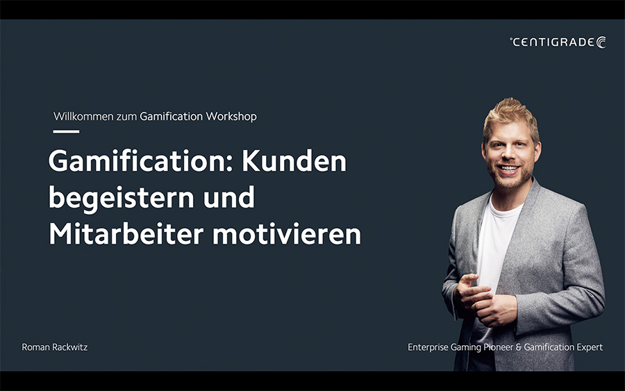 Gamification Seminar Arnsberg
