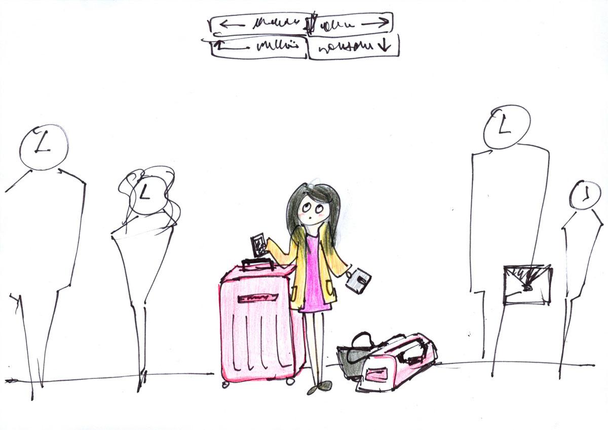 arrival-sketch