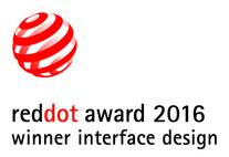 Red Dot Award 2016 Winner Interface Design